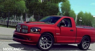 Dodge Ram SRT-10 [1.5.0], 1 photo